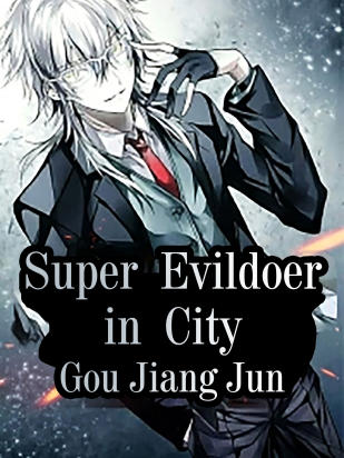 Super Evildoer in City